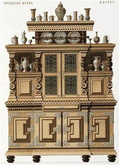 motifs of ancient Russian architecture (Exposition Universelle,Paris 1878 )