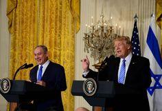 Upaya Trump Damaikan Israel-Palestina, Mental di Tangan Netanyahu