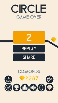 OMG! I got 2 points in Circle #circle https://itunes.apple.com/app/circle/id911152486