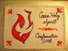 holy spirit cakes -