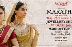 Art Karat Jewellery Show -Jaipur - http://www.eventsnode.com/jaipur/event/art-karat-jewellery-show-jaipur/