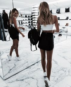 fashion, alexis ren, and style afbeelding