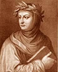 Giovanni Boccaccio nasce nel 1313 a Certaldo, non abbiamo molte notizie sulla sua infanzia,sappiamo che era figlio illegittimo del ricco mercante Boccaccino. Venne cresciuto e istruito all'interno della famiglia paterna e nel 1327 si trasferì a Napoli per seguire il genitore, al servizio dell'influente compagnia dei Bardi come responsabile. Il giovane fu avviato a studi precoci nell'ambito mercantile ma li abbandonò ben presto per dedicarsi alla lettura di testi classici. Morirà nel 1375.