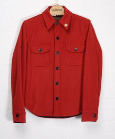 C.P.O Shirt — The Great Divide by Fidelity    #BureauOfTrade