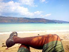 Alor kecil beach