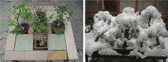 tavolo esterno in arenaria - http://pulchria.it/index.php/pietre