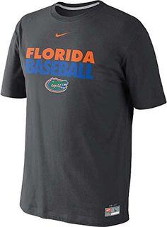 Nike Florida Gators Baseball Practice Team Issue Dri-FIT Cotton T-Shirt (XL, Anthracite) Nike http://www.amazon.com/dp/B0173HRJ8S/ref=cm_sw_r_pi_dp_XY7Twb0KT2A14