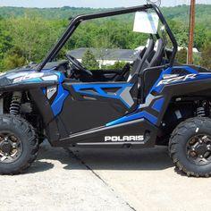 Polaris RZR 900 Trail Lower Doors and Hinge Kit