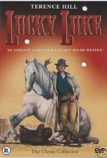 Lucky Luke. 1991. Terence Hill. Nancy Morgan. Fritz Sperberg.
