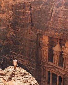 Petra, Ma`An, Jordan #Travel