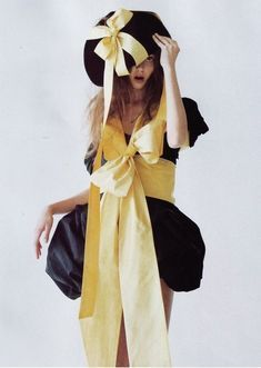 Wrap Dress, Bows, Dresses, Palette, Yellow, Fashion, Arches, Vestidos, Moda
