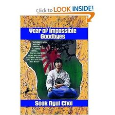 It is 1945, and courageous ten-year-old Sookan and her family must endure the cruelties of the Japanese military occupying Korea.  Police captain Narita does his best to destroy everything of value to the family, but he cannot break their spirit.  Sookan's father is with the resistance movement in Manchuria and her older brothers have been sent away to labor camps.  Her mother is forced to supervise a sock factory and Sookan herself must wear a uniform and attend a Japanese school.