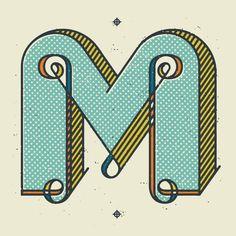 Monogram Alphabet, Alphabet And Numbers, Alphabet City, Alphabet Soup, Hand Drawn Type, Hand Type, Typography Love, Graphic Design Typography, Handwritten Type