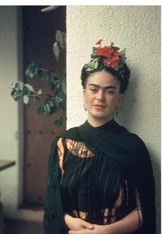 mexandthecity:  M&TC:Happy Birthday to our ever inspiring forever muse Frida Kahlo