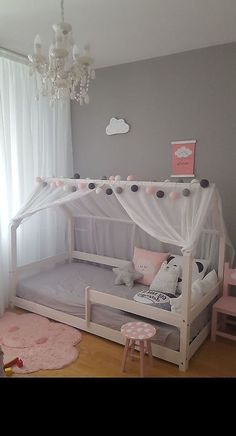 You can do it yourself, it is so easy and modern to make these woodhouse bed. An… You can do it yourself, it is so easy and modern to make these woodhouse bed. And even if you can't do it yourself you can surely buy it.