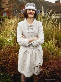Sam Rollinson | Garden Party Dress Editorial | Harper's Bazaar UK