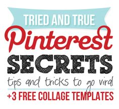 Great Pinterest e-book