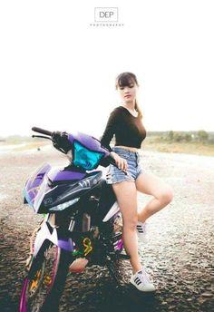 Scooter Girl, Racing Team, Sexy Women, Bikers
