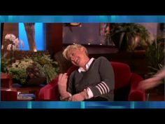 Laughing with #Ellen is always the best medicine!! Greatest Moments: Happy Accidents on The Ellen Show