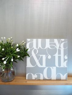 A small signarture kensington artwork in silver metallic *shimmer* canvas. Artworks dont have to be huge to say something about your space! Exterior Design, Interior And Exterior, Something About You, Canvas Art, Canvas Prints, Contemporary Artwork, Cool Artwork, Online Art Gallery, Artworks