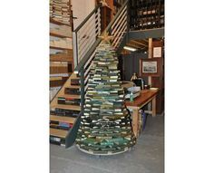 44 Fake Christmas Trees - From Solid Gold to Beer Bottle Built Faux Christmas Trees
