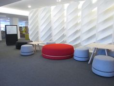 Teknion Altos breakout spaces Featuring Clubtalk and ...