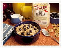 The truth about whole grains from @Bob's Red Mill #tips #healthypantry #newyearnewyou
