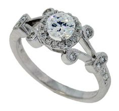 Victorian Bridal - Alisa Unger Designs
