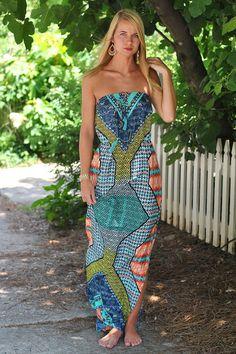 Trendy Maxi Dress | Womens Maxi Dress | Unique Maxis | Vestique