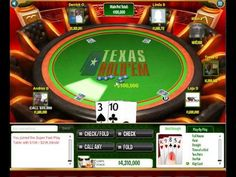 WELCOME TO THE WORLD'S LARGEST FREE TO PLAY CASINO. PLAY WITH MILLIONS OF PLAYERS FROM AROUND THE WORLD.Day 5. 0 to 100 million chips playing only DDC Texas Holdem (part 1)