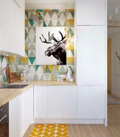 Compact appartement met Scandinavisch interieur | Fotospecial