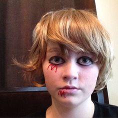 Juuzou Suzuya cosplay makeup! (    )ノ  #juuzousuzuya #suzuyajuuzou #cosplay #makeup #cosplaymakeup #juuzou #suzuya #juuzoucosplay #juuzousuzuyacosplay #tokyoghoul #toukyoukushu #tokyokushu #animecosplay #anime #manga