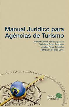"""""""Em breve, lançamento"""" MANUAL JURÍDICO PARA AGÊNCIAS DE TURISMO"""