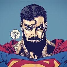Bearded Superman 1000+ images about SUP...