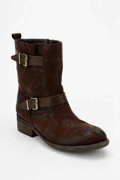 Rebels Shoes Miley Moto Boot - Urban Outfitters