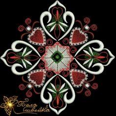 орнамент для подушки № 1  http://beloshveyka.net/dizajny-mashinnoj-vyshivki #beloshveyka #embroidery #designs