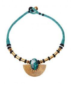 Devina Tribal Necklace