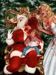 Horror Weihnachtsbilder.Die 71 Besten Bilder Von Horror Christmas In 2018 Weihnachten