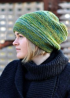 Ravelry: Sarah's Slouch pattern by Woolly Wormhead