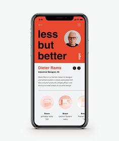 Ui Design Mobile, App Ui Design, Email Design, Interface Design, Mobile Ui, Dieter Rams, Apps, Template Web, Daily Ui