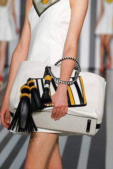 London Fashion Week AW14 | Anya Hindmarch,
