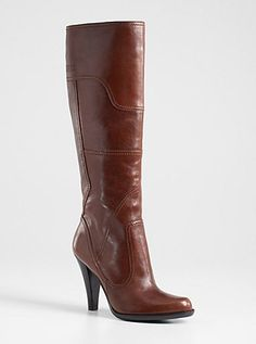 GUESS Pozine Boots, BROWN LEATHER (8) $90.00 - Buy it here: https://www.lookmazing.com/products/show/1692183?lid=3038=images