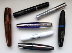 Rosy Disposition: Mascara Roundup Update