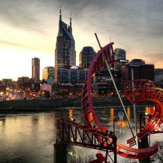 see you in March Nashville! can't wait to explore the city with my sister ! Nashville Tennessee, Visit Nashville, Nashville Skyline, Franklin Tennessee, Oh The Places You'll Go, Places To Visit, Best Cities, Vacation Spots, Travel Inspiration