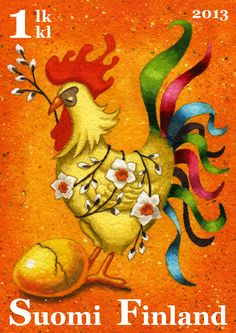 postage stamp egg - Google Search
