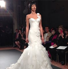 Say Yes to the Dress Kleinfeld | 8000 strands of beads on this gown…omg!