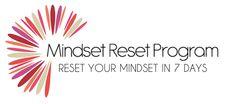 Mindset Reset Program — Savour Wellness www.savourwellness.com #savourwellness #mindsetreset #7daystopositivity