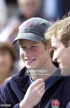 Prince Harry Happy And Smiling Whilst Presenting Prizes At... News Photo | Getty Images