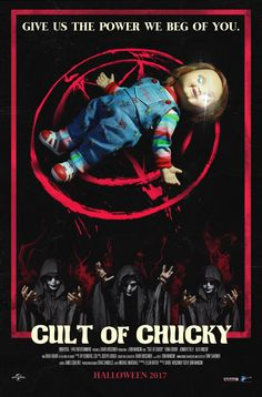 Cult of Chucky (2017) - Don Mancini