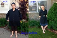 Men's Dress Shirt to Little Black Dress Refashion | Diary of a MadMama
